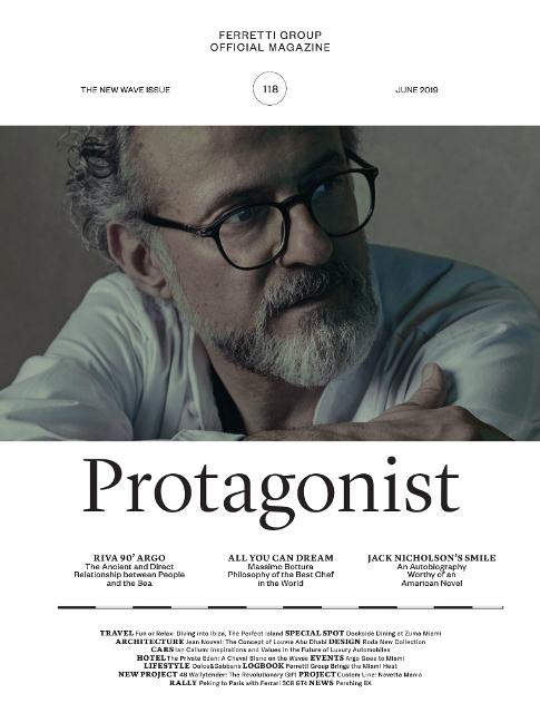 Protagonist 118 cover