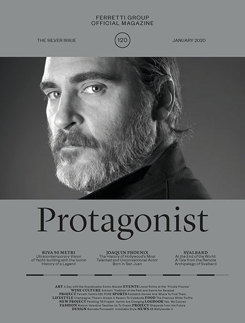 Protagonist 119 cover